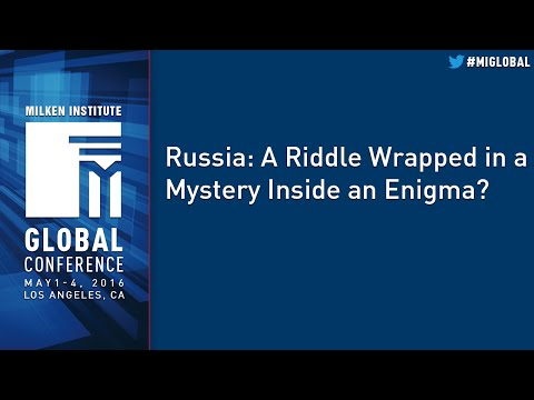 Russia Riddle Wrapped In Mystery Inside An Enigma