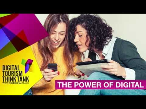 Tourism Conference 2016 Nick Hall The Power of Digital