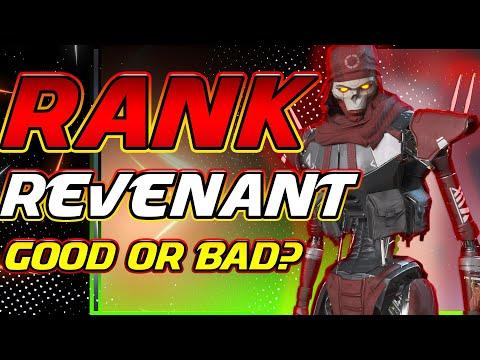 Revenant Rank Mode Guide - (Good Or Bad): APEX LEGENDS SEASON 4