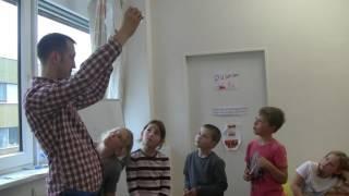 Урок английского языка в scio-школе в Праге