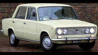 FIAT 125 ВАЗ 2103 Тройка это советская версия FIAT 124S
