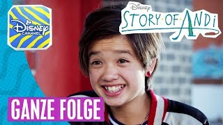 STORY OF ANDI - Folge 1 in voller Länge | Disney Channel App 📱