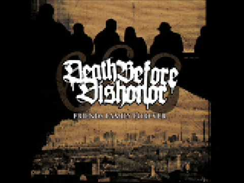 Death before dishonor dying inside