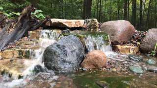 Sullivan Project Video - 75' Pondless Waterfall in the Woods