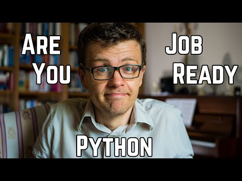 Be JOB READY in PYTHON and ACE INTERVIEWS with these 2 LEARNING resources