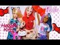Hello Kitty Barbie (2017) REVIEW + Sanrio x Barbie FASHION PACKS