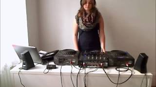 DJ Skyline - Hardstyle Mix  2012 / 2013 ♥