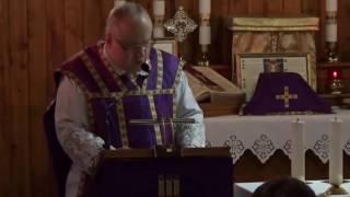 Katolickie rekolekcje adwentowe (3), Kazanie o Różańcu