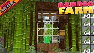 Minecraft | BAMBOO FARM | Bedrock Survival Realm [83]