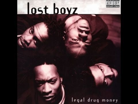Клип Lost Boyz - Legal Drug Money