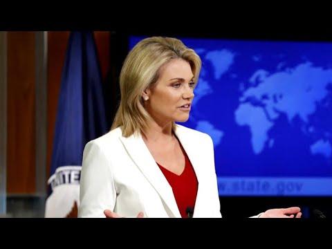 Heather Nauert withdraws from consideration as UN ambassador