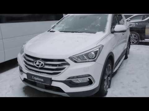 Выбираем б\у Hyundai Santa Fe 3 (бюджет 1.800-2.000тр) Свежачок из под тест драйва