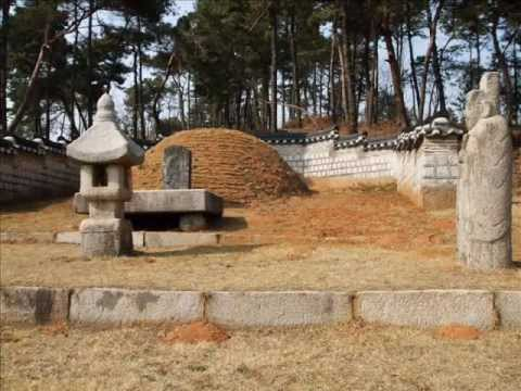Travel Korea: Tomb of Prince Gwangpyeong