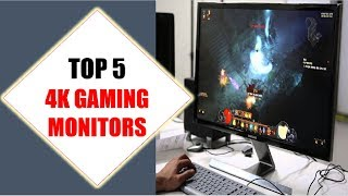 Top 5 Best 4K Gaming Monitors 2018 | Best 4K Gaming Monitor Review By Jumpy Express