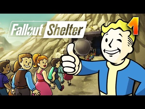 Fallout Shelter – Ep. 1 – Let's Play avec TheFantasio974