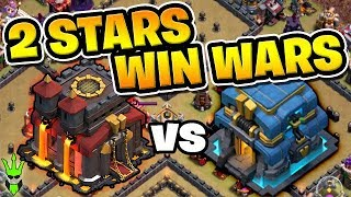 """TH10 vs TH12 2 STAR STRATEGY! - How to 2 Star Higher Town Halls - """"Clash of Clans"""""""