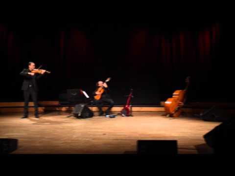 """Tango Lesson"" (Carlos Gardel) Garufa! (Live at ORF RadiokulturHaus, Vienna 2014)"