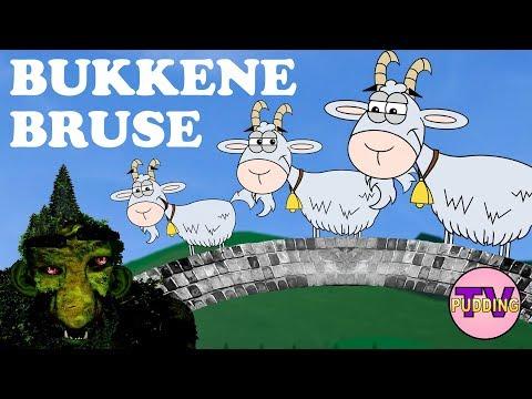 Bukkene Bruse-sangen - Norske barnesanger
