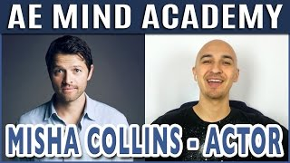🔥 Misha Collins - Supernatural Actor Interview w/ Superhuman, Luis Angel | GISHWHES, Acting, & More