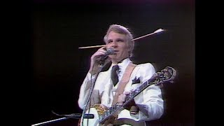 Steve Martin, stand up comedy 1979 (HD)