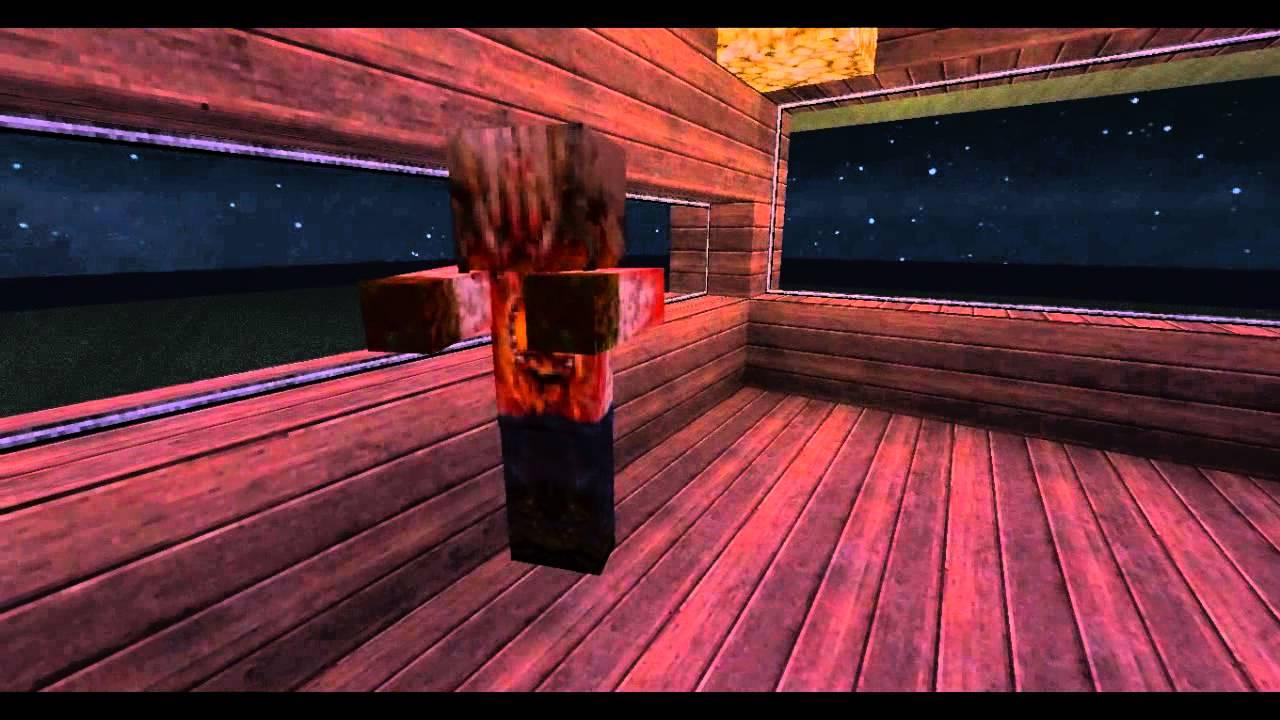 Minecraft: Half-Life Zombie