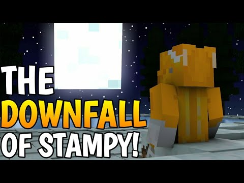 THE DOWNFALL OF STAMPYLONGHEAD! 😞