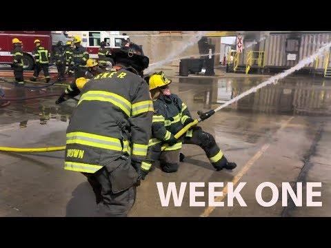 Fire Academy Week 1