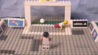 LEGO 2010 Fifa World Cup (Penalty Shootout) PART 2