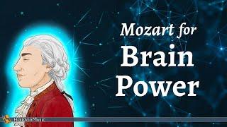 Mozart for Brain Power  Classical Music
