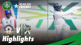 Full Highlights | Central Punjab vs Balochistan | DAY 4 | QeA Trophy 2020-21 | PCB | MC2L
