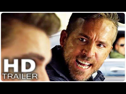 ESCUADRON 6 Tráiler Español Latino (2019) Ryan Reynolds Netflix