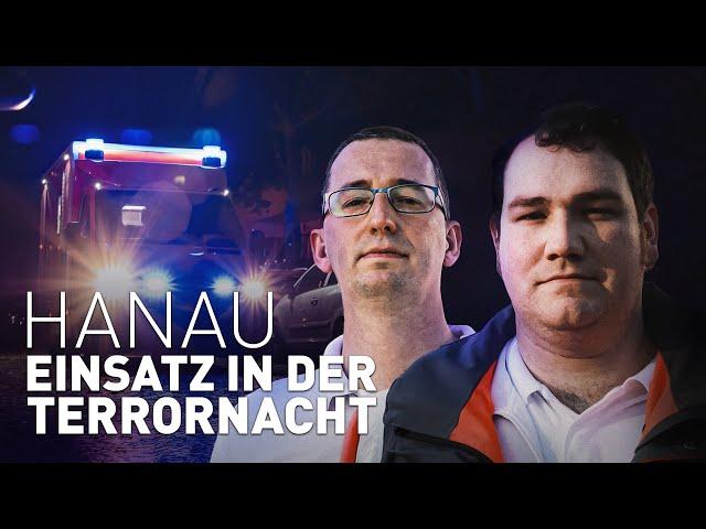 Hanau - Einsatz in der Terrornacht | dokus und reportagen