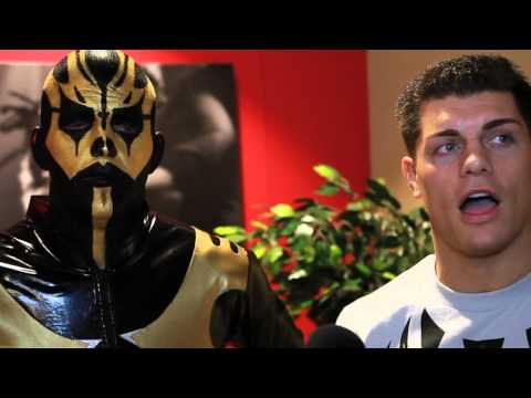 Cody Rhodes & Goldust Interview: On The Brotherhood, WrestleMania 30 original plans & Dusty Rhodes