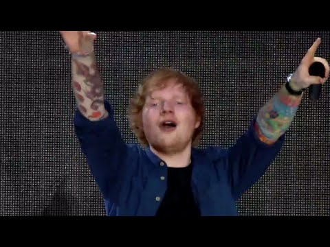 Ed Sheeran - You Need Me, I Don't Need You (Summertime Ball 2014)