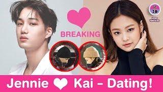 ⭐BREAKING EXO's Kai ❤️ BLACKPINK's Jennie DATING!!!
