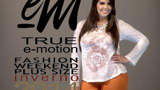 True Emotion - Desfile FWPS Inverno 2014 - 9ª Edição