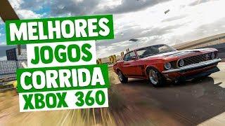 MELHORES JOGOS DE CORRIDA DO XBOX 360