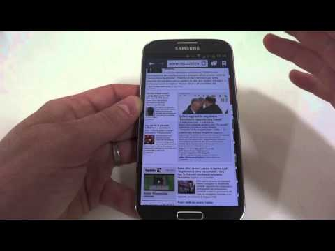 Samsung Galaxy S4: la Video Recensione