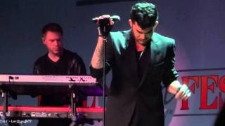 TALC HD - Adam Lambert - Wicked Game - Fresh Fall Fest - Theater at MSG - NYC