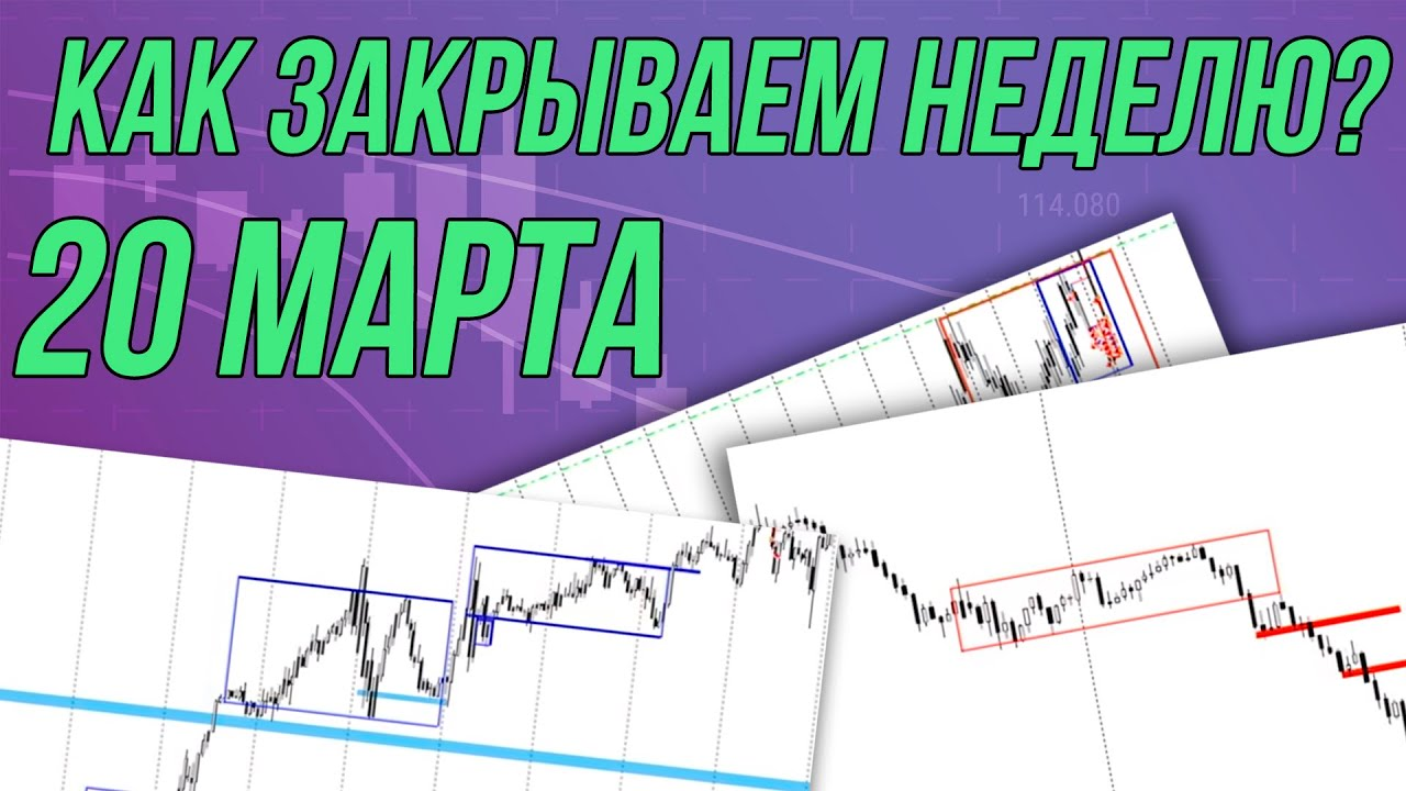 Рынок в эту пятницу: есть пробитие по нефти | Трейдер Максим Михайлов