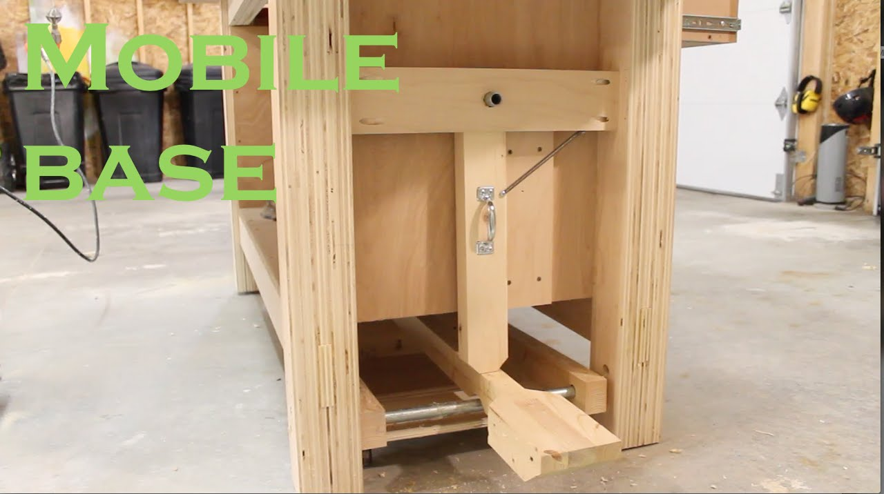 Workbench Mobile Base Youtube