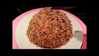 Торт за 5 минут без выпечки Муравейник Очень Вкусный и Быстрый Рецепт Торта