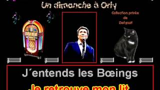 Gilbert Bécaud   Un dimanche à Orly