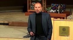 Jarno Vanhatapio på Anders Wall-föreläsningen 2018