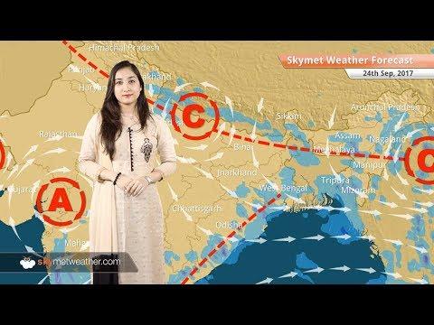 Weather Forecast for Sep 24: Rain in Delhi, Bengaluru, Uttar Pradesh, West Bengal