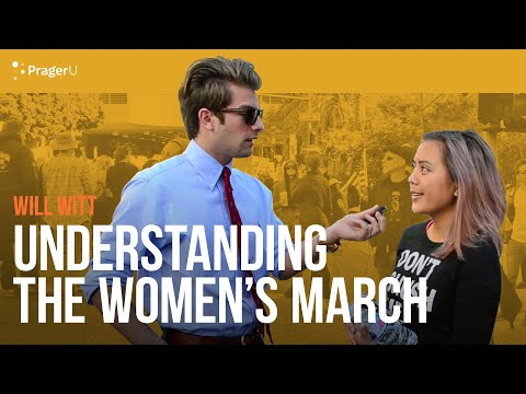 Understanding the Women's March with Will Witt