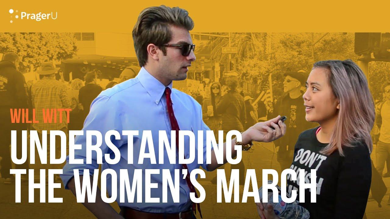 Understanding the Women's March with Will Witt