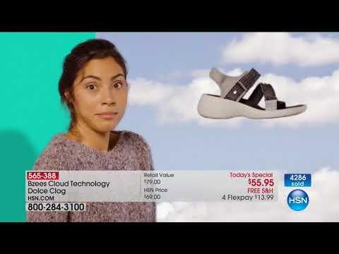 HSN | Bzees Footwear 09.21.2017 - 01 AM