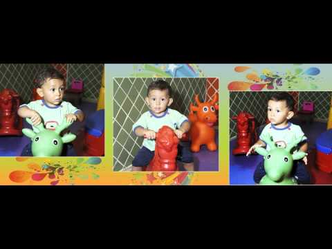 ÁLBUM INFANTIL MENINO Travel Video