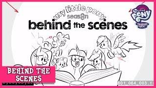 BEHIND THE SCENES #1 & 2 (Season 8) | MLP: FiM [HD]